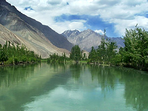 Ghizar, Indian River