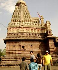 Ghrishneshwar Templ