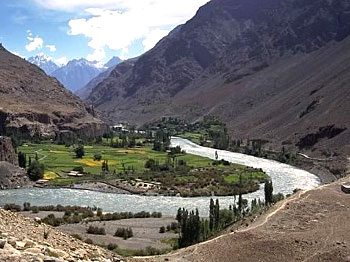 Gilgit, Indian River