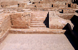 Great Bath at Mohenjodaro