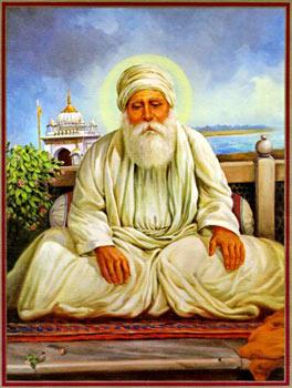 Amar Das , Indian Sikh Guru