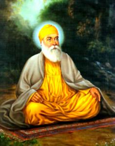 Guru Nanak the founder of Sikhism