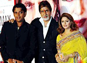Bhojpuri Cinema, Amitabh Bachchan, Ravi Kishan and nagma