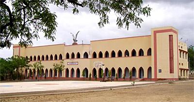 Govt. Post Graduate College, Sendhawa