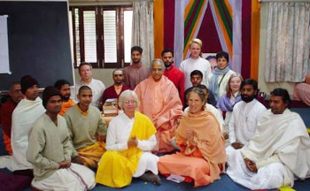 The Gurukulam Tradition in India