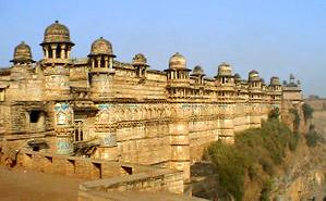 Gwalior Residency - Gwalior Fort