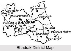 Bhadrak District , Orissa