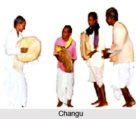 Folk Dances of Dhenkanal District
