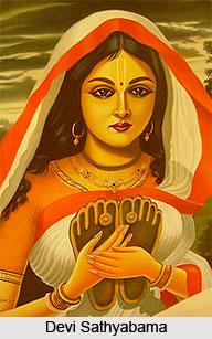 Satyabhama, Wife Of Lord Krishna