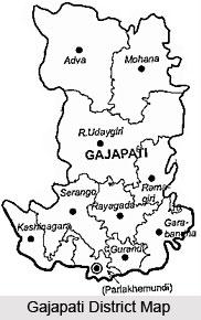 Gajapati District , Orissa