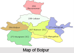 Bolpur, Birbhum District, West Bengal
