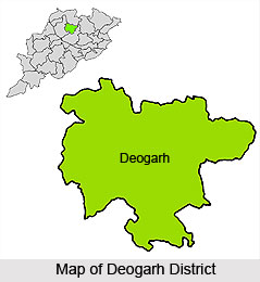 Deogarh District , Orissa
