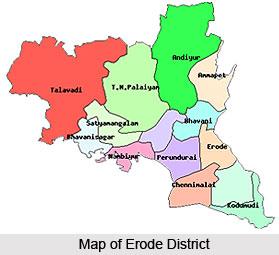 Erode District, Tamil Nadu