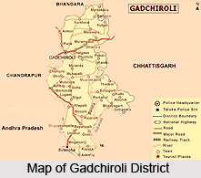 Gadchiroli District, Maharashtra