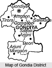 Gondia district, Maharashtra