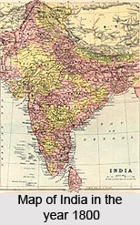 Developments in Geography, British India