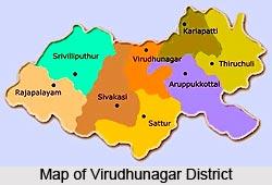Virudhunagar District, Tamil Nadu
