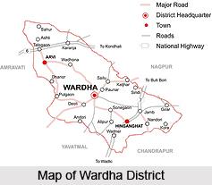 Wardha District, Maharashtra