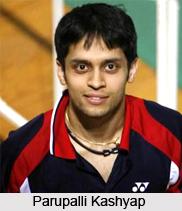 Parupalli Kashyap, Indian Badminton Player