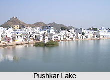 Pushkar Lake, Ajmer District, Rajasthan