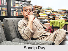 Sandip Ray, Bengali Film Director