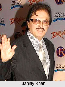 Sanjay Khan, Bollywood Personality