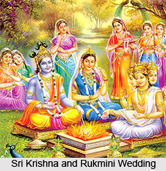 Rukmini, wife Of Lord Krishna