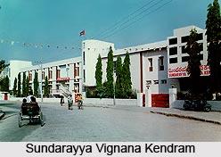 Sundarayya Vignana Kendram, Hyderabad