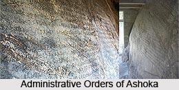 Administrative Reforms of Ashoka