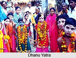 Tourism in Bargarh District, Orissa