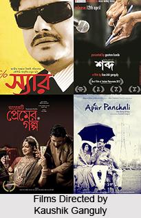 Kaushik Ganguly, Bengali Film Director