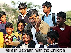 Kailash Satyarthi, Indian Social Activist