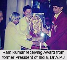 Ram Kumar, Former Indian Basketball Player