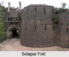 History of Solapur District, Maharashtra