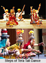 Dance of Kamad Tribe, Folk Dances of Rajasthan