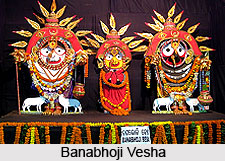 Costumes of Lord Jagannath