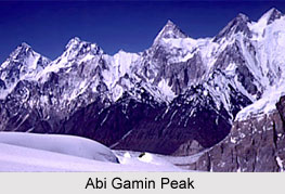 Abi Gamin, Indian Peak, Utarakhand