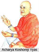 Acharya Koshoreji Vyas, Indian Saint