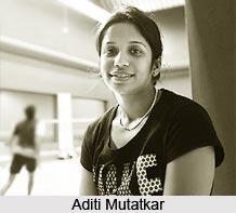 Aditi Mutatkar, Indian Badminton Player