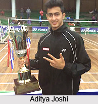 Aditya Joshi, Indian Badminton Player