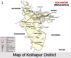 Administration of Kolhapur District, Maharashtra
