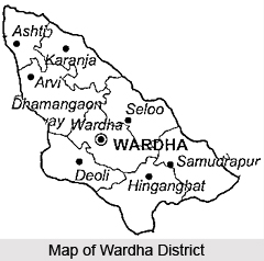 Administration of Wardha District, Maharashtra