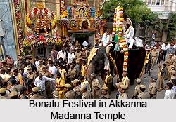 Akkanna Madanna Temple, Hyderabad