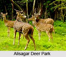 Alisagar Deer Park, Andhra Pradesh