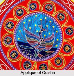 Applique of Orissa