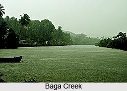 Baga Creek, Goa