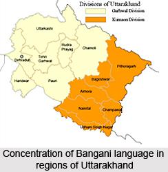 Bangani Language, Indian Tribal Language
