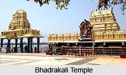 Bhadrakali Temple, Warangal, Telangana