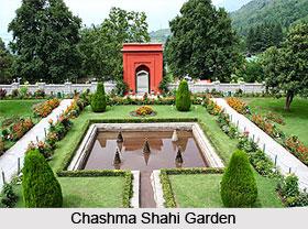 Chashma Shahi Garden, Jammu and Kashmir