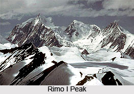 Rimo I Peak, Mountain Peak of India